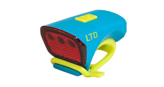 Cube LTD  - Éclairage arrière - red LED vert/bleu